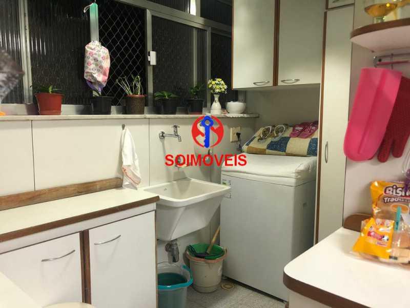 AR - Apartamento 3 quartos à venda Maracanã, Rio de Janeiro - R$ 630.000 - TJAP30447 - 21
