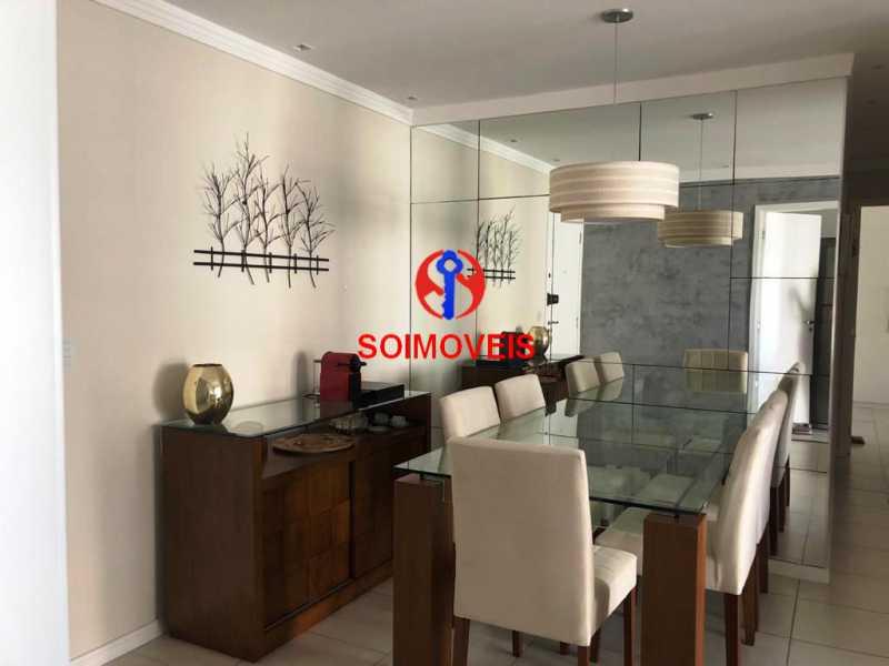 sl - Apartamento 3 quartos à venda Recreio dos Bandeirantes, Rio de Janeiro - R$ 660.000 - TJAP30450 - 5