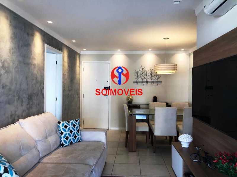 sl - Apartamento 3 quartos à venda Recreio dos Bandeirantes, Rio de Janeiro - R$ 660.000 - TJAP30450 - 4