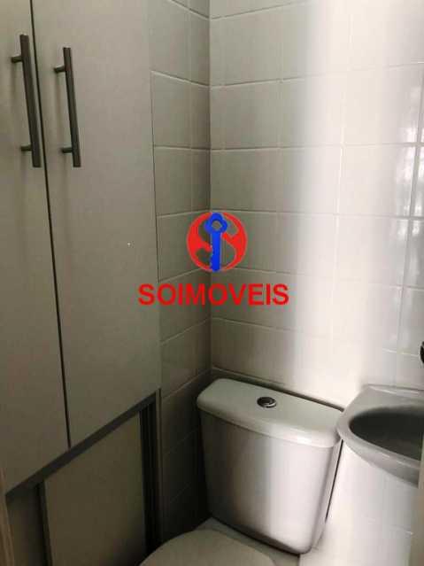 bh serv - Apartamento 3 quartos à venda Recreio dos Bandeirantes, Rio de Janeiro - R$ 660.000 - TJAP30450 - 17