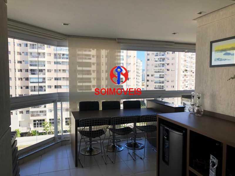 var - Apartamento 3 quartos à venda Recreio dos Bandeirantes, Rio de Janeiro - R$ 660.000 - TJAP30450 - 6