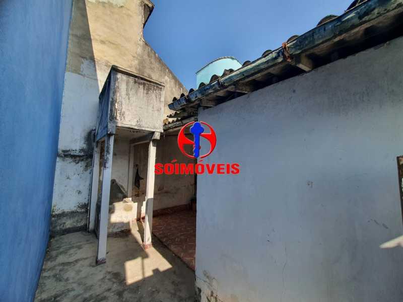 ENTRADA - Casa de Vila 1 quarto à venda Encantado, Rio de Janeiro - R$ 120.000 - TJCV10014 - 1