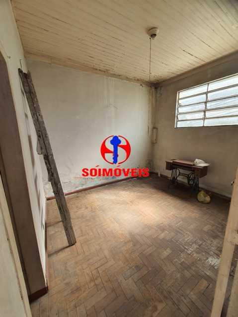 SALA - Casa de Vila 1 quarto à venda Encantado, Rio de Janeiro - R$ 120.000 - TJCV10014 - 4