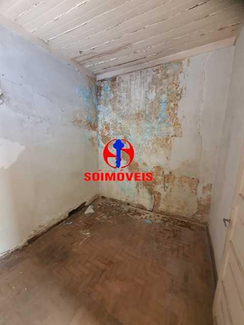 QUARTO - Casa de Vila 1 quarto à venda Encantado, Rio de Janeiro - R$ 120.000 - TJCV10014 - 5