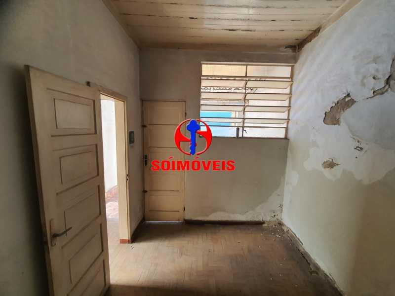 QUARTO - Casa de Vila 1 quarto à venda Encantado, Rio de Janeiro - R$ 120.000 - TJCV10014 - 6