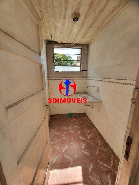 COZINHA - Casa de Vila 1 quarto à venda Encantado, Rio de Janeiro - R$ 120.000 - TJCV10014 - 7