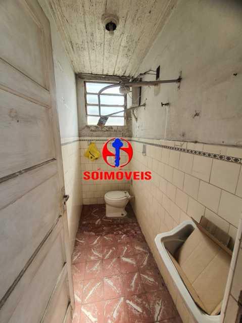 BANHEIRO - Casa de Vila 1 quarto à venda Encantado, Rio de Janeiro - R$ 120.000 - TJCV10014 - 8