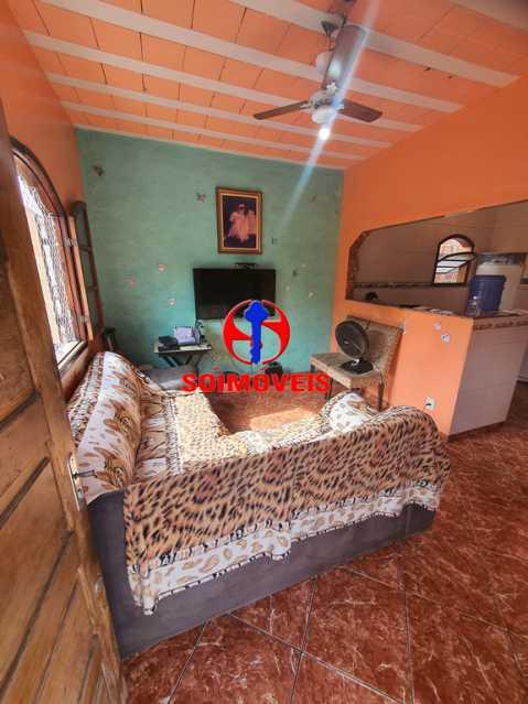 SALA - Apartamento 3 quartos à venda Piedade, Rio de Janeiro - R$ 160.000 - TJAP30451 - 3