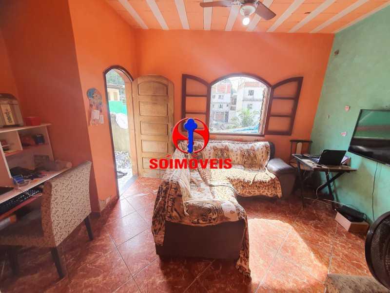 SALA - Apartamento 3 quartos à venda Piedade, Rio de Janeiro - R$ 160.000 - TJAP30451 - 4