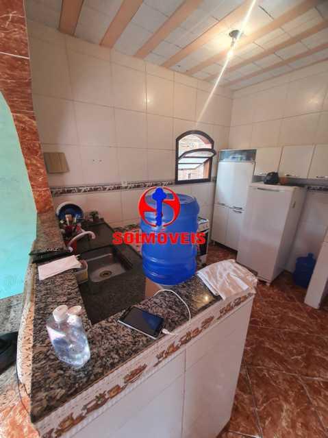 COZINHA - Apartamento 3 quartos à venda Piedade, Rio de Janeiro - R$ 160.000 - TJAP30451 - 5