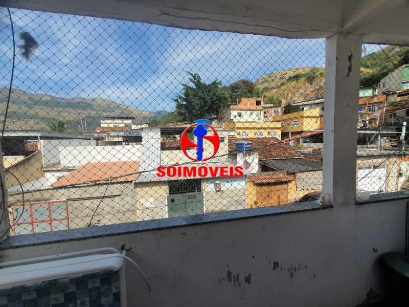 VISTA - Apartamento 3 quartos à venda Piedade, Rio de Janeiro - R$ 160.000 - TJAP30451 - 16