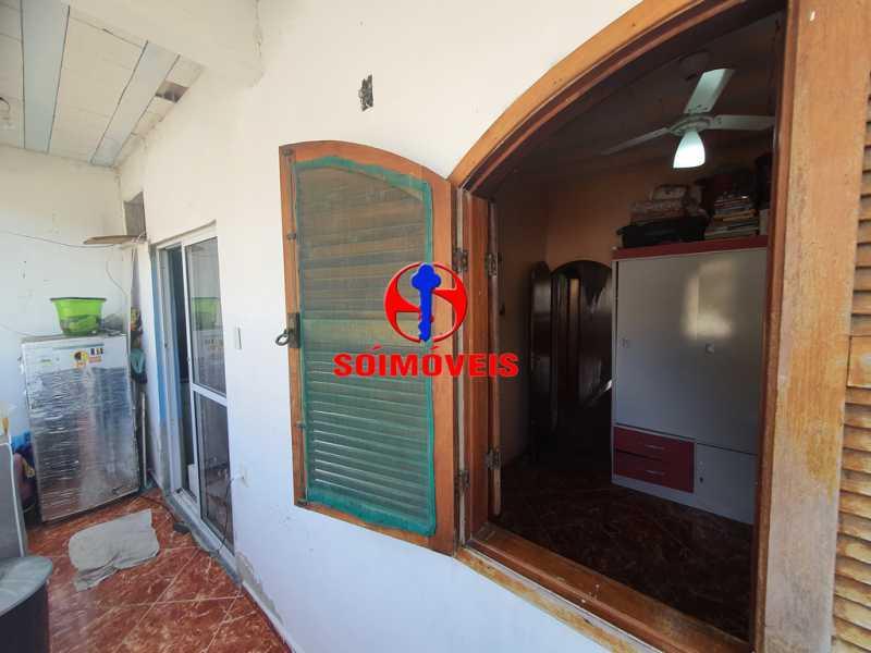 VARANDA - Apartamento 3 quartos à venda Piedade, Rio de Janeiro - R$ 160.000 - TJAP30451 - 15
