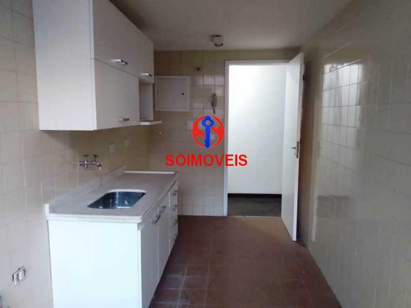 cz - Apartamento 3 quartos para venda e aluguel Riachuelo, Rio de Janeiro - R$ 245.000 - TJAP30454 - 25