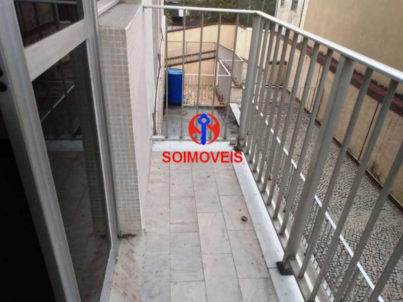 var - Apartamento 3 quartos para venda e aluguel Riachuelo, Rio de Janeiro - R$ 245.000 - TJAP30454 - 8