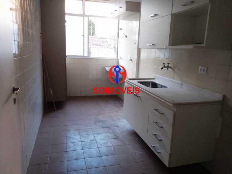 cz - Apartamento 3 quartos para venda e aluguel Riachuelo, Rio de Janeiro - R$ 245.000 - TJAP30454 - 24
