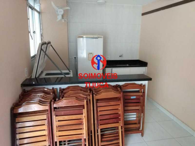 sl fest - Apartamento 3 quartos para venda e aluguel Riachuelo, Rio de Janeiro - R$ 245.000 - TJAP30454 - 27