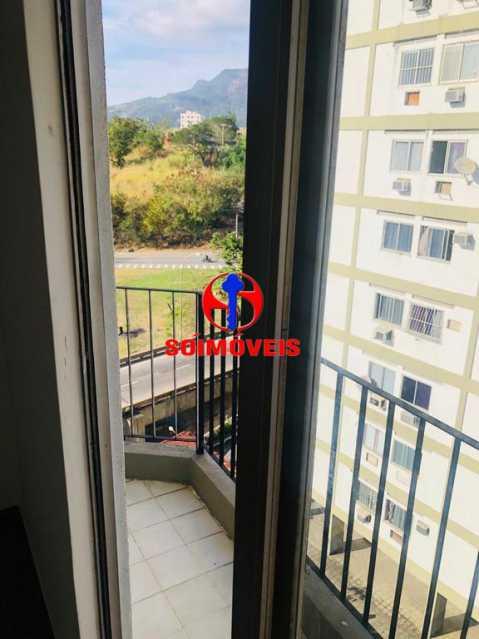 VARANDA - Apartamento 2 quartos à venda São Francisco Xavier, Rio de Janeiro - R$ 230.000 - TJAP21029 - 28