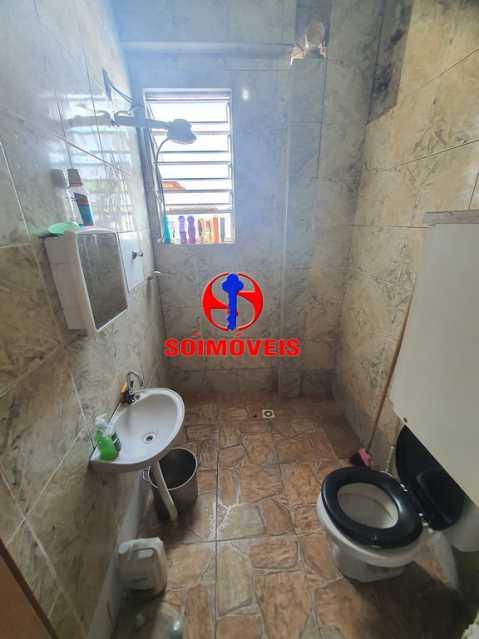 BANHEIRO - Casa 2 quartos à venda Piedade, Rio de Janeiro - R$ 250.000 - TJCA20043 - 11