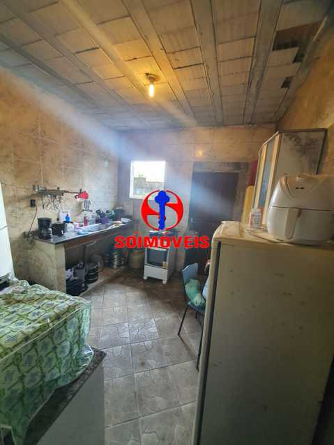 COZINHA - Casa 2 quartos à venda Piedade, Rio de Janeiro - R$ 250.000 - TJCA20043 - 7
