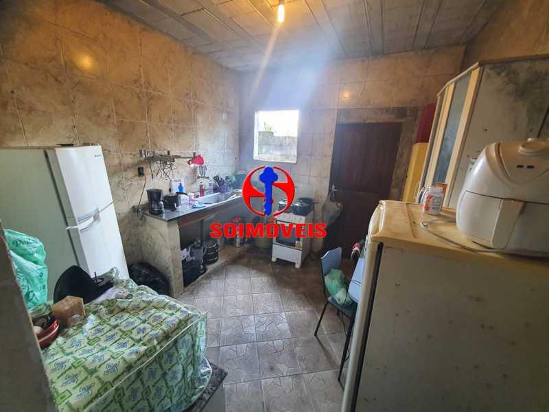 COZINHA - Casa 2 quartos à venda Piedade, Rio de Janeiro - R$ 250.000 - TJCA20043 - 8