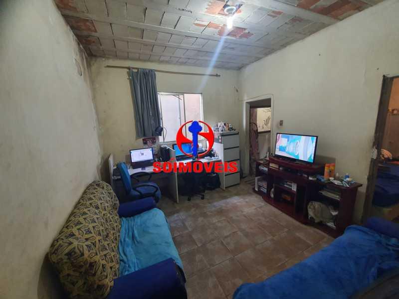 SALA - Casa 2 quartos à venda Piedade, Rio de Janeiro - R$ 250.000 - TJCA20043 - 5