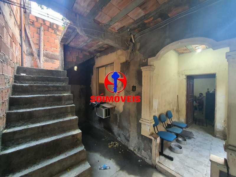 FRENTE E ACESSO AO 2º ANDAR  - Casa 2 quartos à venda Piedade, Rio de Janeiro - R$ 250.000 - TJCA20043 - 3