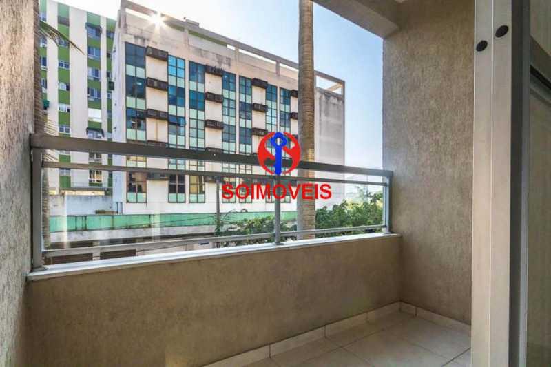 var - Apartamento 2 quartos à venda Praça Seca, Rio de Janeiro - R$ 249.000 - TJAP21035 - 3