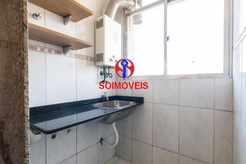 ar - Apartamento 2 quartos à venda Praça Seca, Rio de Janeiro - R$ 249.000 - TJAP21035 - 23