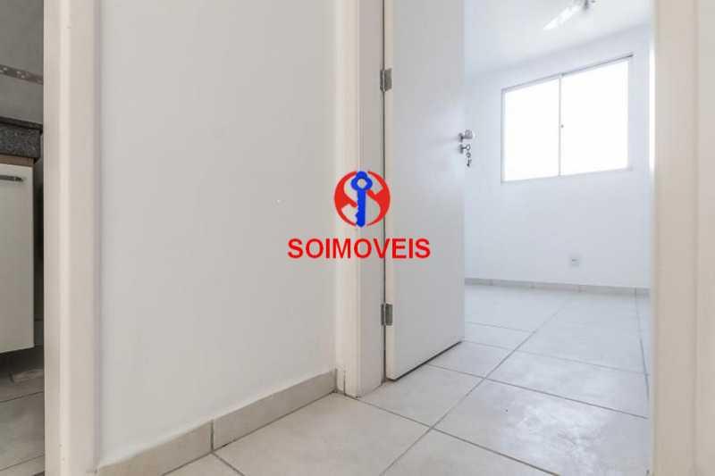 qt - Apartamento 2 quartos à venda Praça Seca, Rio de Janeiro - R$ 249.000 - TJAP21035 - 12