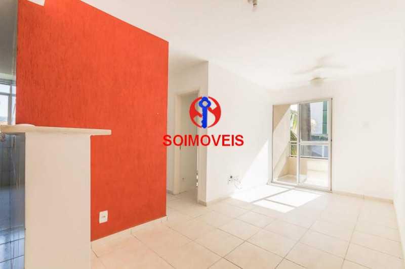 sl - Apartamento 2 quartos à venda Praça Seca, Rio de Janeiro - R$ 249.000 - TJAP21035 - 7