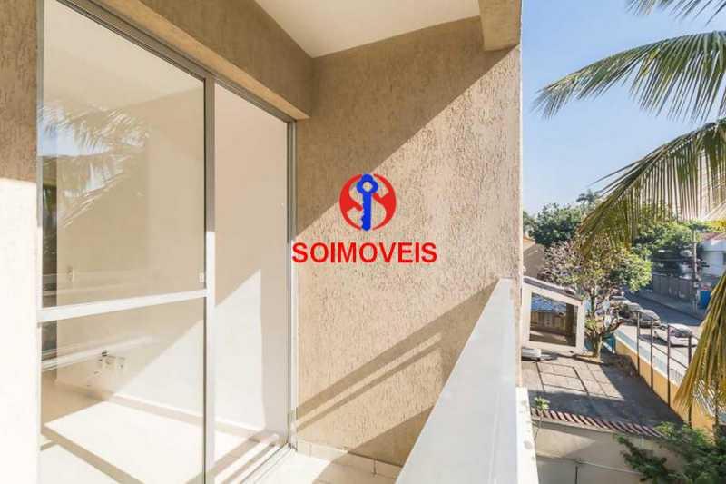var - Apartamento 2 quartos à venda Praça Seca, Rio de Janeiro - R$ 249.000 - TJAP21035 - 5