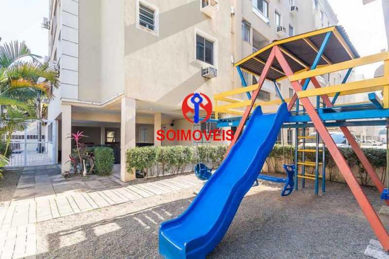 parq - Apartamento 2 quartos à venda Praça Seca, Rio de Janeiro - R$ 249.000 - TJAP21035 - 28