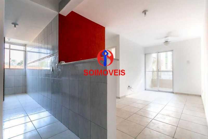 sl - Apartamento 2 quartos à venda Praça Seca, Rio de Janeiro - R$ 249.000 - TJAP21035 - 6