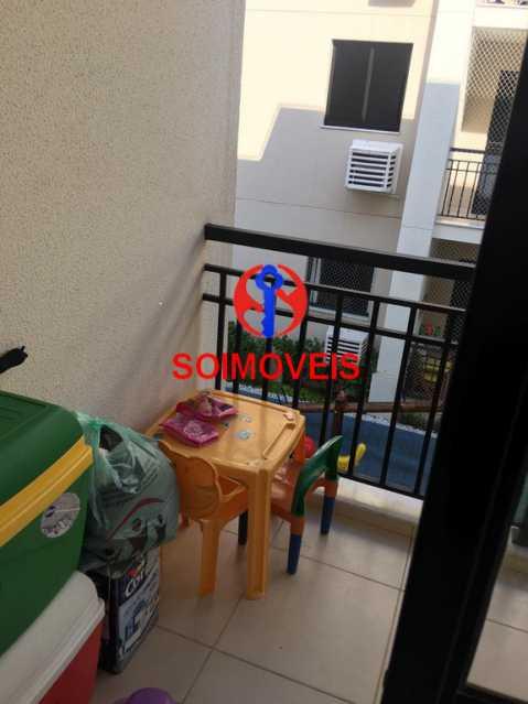 var - Apartamento 3 quartos à venda Andaraí, Rio de Janeiro - R$ 430.000 - TJAP30459 - 6