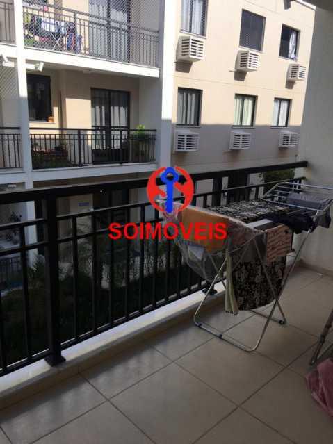 var - Apartamento 3 quartos à venda Andaraí, Rio de Janeiro - R$ 430.000 - TJAP30459 - 5