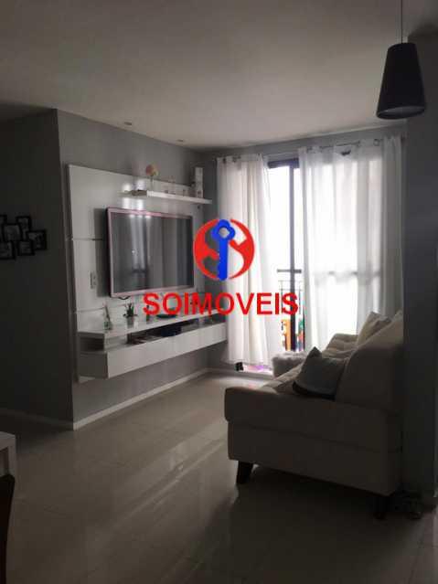 sl - Apartamento 3 quartos à venda Andaraí, Rio de Janeiro - R$ 430.000 - TJAP30459 - 7