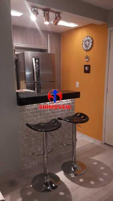 COZINHA - Apartamento 2 quartos à venda Rio Comprido, Rio de Janeiro - R$ 370.000 - TJAP21041 - 6