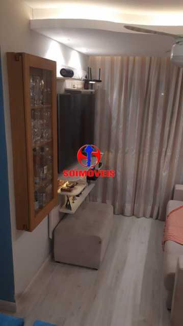SALA - Apartamento 2 quartos à venda Rio Comprido, Rio de Janeiro - R$ 370.000 - TJAP21041 - 3