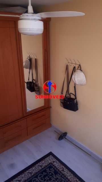 QUARTO - Apartamento 2 quartos à venda Rio Comprido, Rio de Janeiro - R$ 370.000 - TJAP21041 - 16