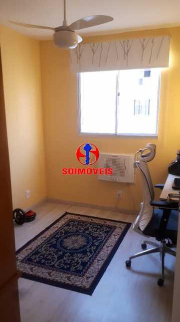 QUARTO - Apartamento 2 quartos à venda Rio Comprido, Rio de Janeiro - R$ 370.000 - TJAP21041 - 17