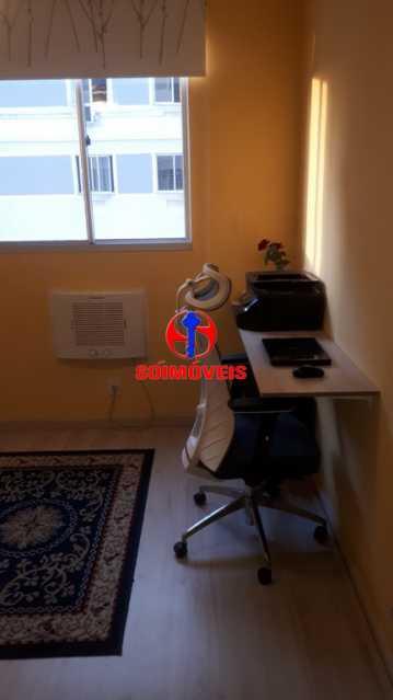 QUARTO - Apartamento 2 quartos à venda Rio Comprido, Rio de Janeiro - R$ 370.000 - TJAP21041 - 28