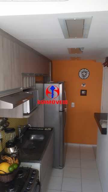 COZINHA - Apartamento 2 quartos à venda Rio Comprido, Rio de Janeiro - R$ 370.000 - TJAP21041 - 7