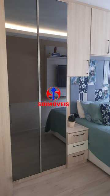 SUÍTE - Apartamento 2 quartos à venda Rio Comprido, Rio de Janeiro - R$ 370.000 - TJAP21041 - 20