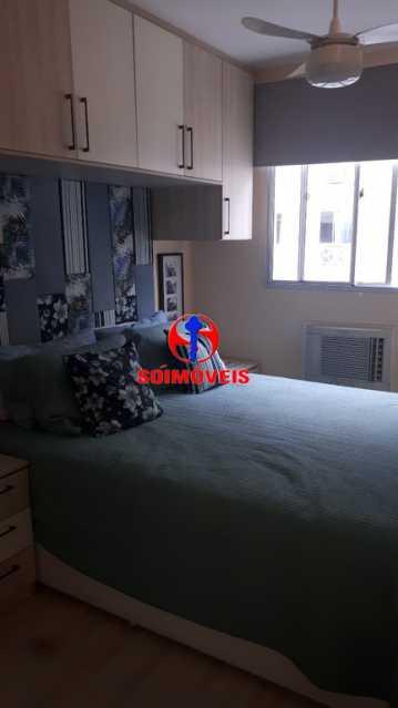 SUÍTE - Apartamento 2 quartos à venda Rio Comprido, Rio de Janeiro - R$ 370.000 - TJAP21041 - 21