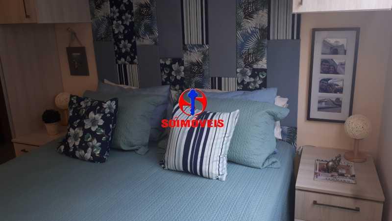 SUÍTE - Apartamento 2 quartos à venda Rio Comprido, Rio de Janeiro - R$ 370.000 - TJAP21041 - 23