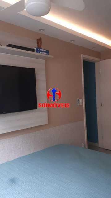 SUÍTE - Apartamento 2 quartos à venda Rio Comprido, Rio de Janeiro - R$ 370.000 - TJAP21041 - 24