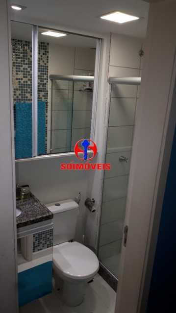 SUÍTE - Apartamento 2 quartos à venda Rio Comprido, Rio de Janeiro - R$ 370.000 - TJAP21041 - 25