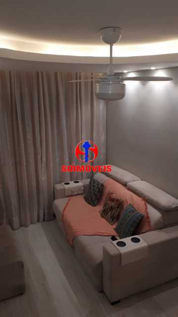 SALA - Apartamento 2 quartos à venda Rio Comprido, Rio de Janeiro - R$ 370.000 - TJAP21041 - 10