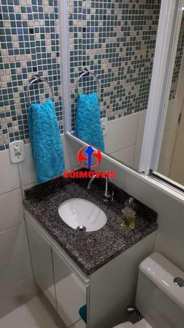 SUÍTE - Apartamento 2 quartos à venda Rio Comprido, Rio de Janeiro - R$ 370.000 - TJAP21041 - 26