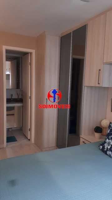 SUÍTE - Apartamento 2 quartos à venda Rio Comprido, Rio de Janeiro - R$ 370.000 - TJAP21041 - 27